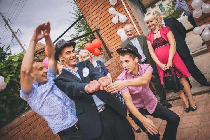 Необычные свадебные конкурсы для выкупа невесты