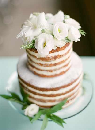 торт на серебряную свадьбу двухярусный рецепт с фото