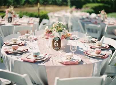 Как оформить своими руками к свадьбе
