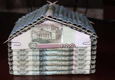 Деньги в подарок на свадьбу в рамке