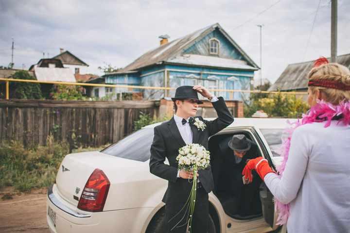 Выкуп невесты без денег и без конкурсов