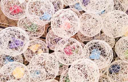 Украшения из шаров свадебного зала своими руками