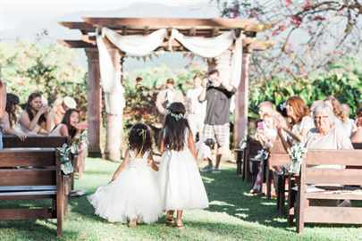 Как сделать для свадьбы арку