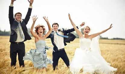 Трах свидетелей на свадьбе фото 103-885