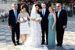 Как должна себя вести на свадьбе мама жениха