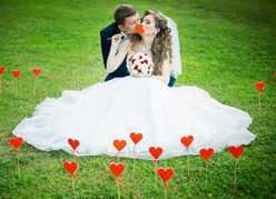 идеи для свадебных фотосессий мой взгляд наиболее