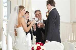 Слова матери жениха на свадьбе