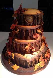 5 лет свадьбы торт фото