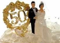 Как отпраздновать золотую свадьбу родителям