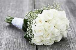 Флердоранж как букет невесты — photo 3