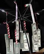 Как сделать зонт с деньгами на свадьбу мастер класс