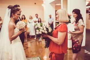 Поздравления на свадьбу от крестницы крестному