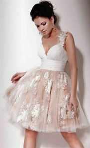 Платья ко дню свадьбы фото