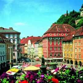 Большое путешествие по Венгрии HU-B Турфирма Старый город