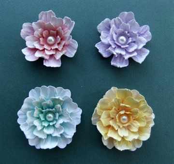 Мастер класс цветы из бумаги для скрапбукинга своими руками 54