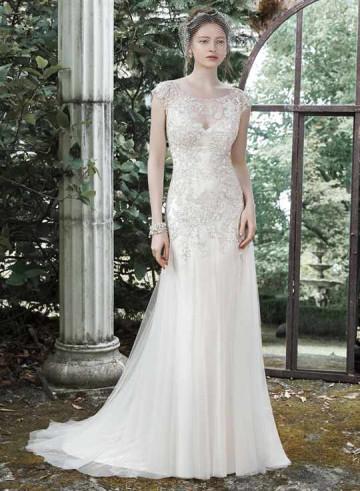20563fb754f3f99 Лучшие свадебные платья закрытые кружевные