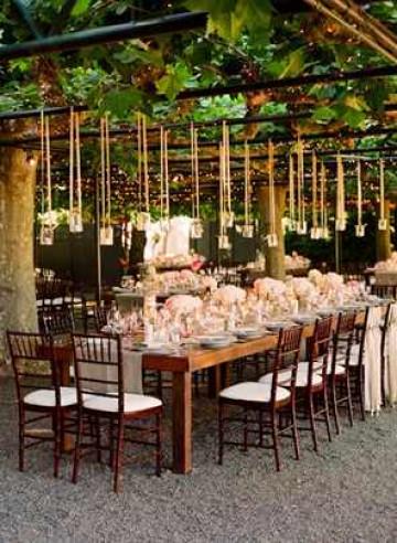 Свадебный зал своими руками