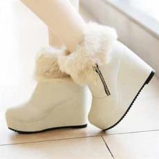 Зимняя свадебная обувь: как правильно выбрать на