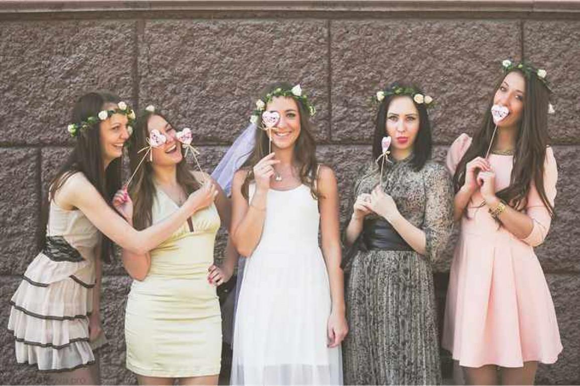 Смотреть онлайн русские девичники перед свадьбой 2 фотография