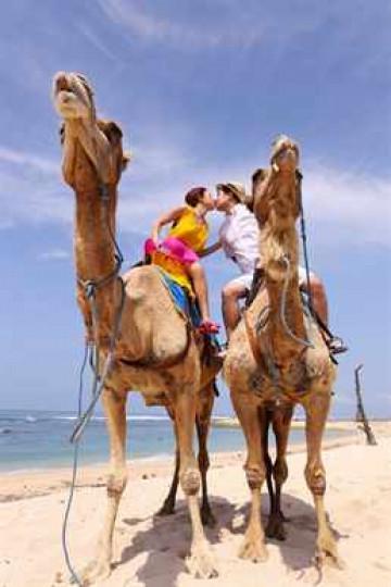 Медовый месяц в Азии