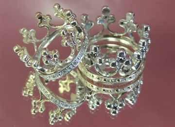 Кольца-корона