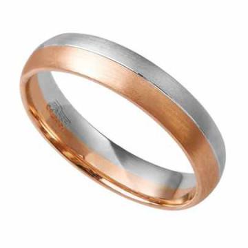 Кольцо из красного золта