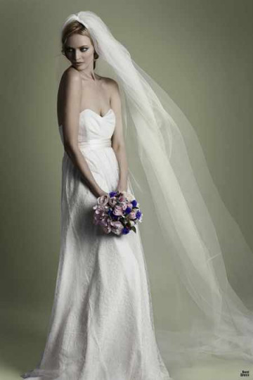 Лучшие свадебные платья в стиле винтаж