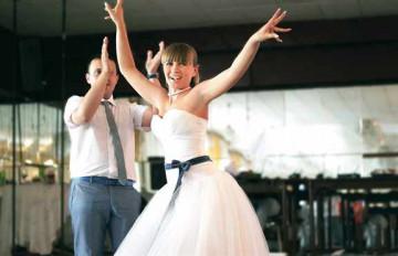 Микс-танец удивит всех присутствующих