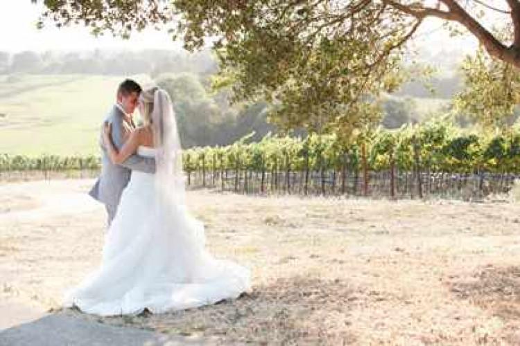 Пышное платье невесты