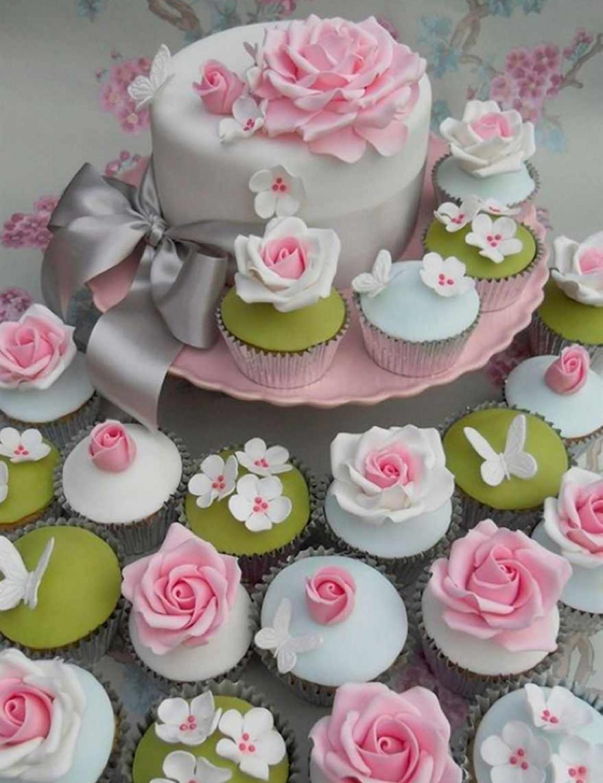Картинки пирожных и тортов