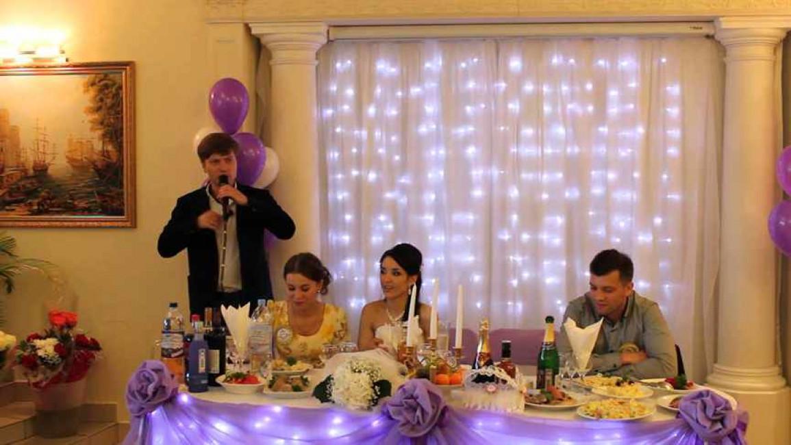 Прикольные поздравление от свидетеля на свадьбе