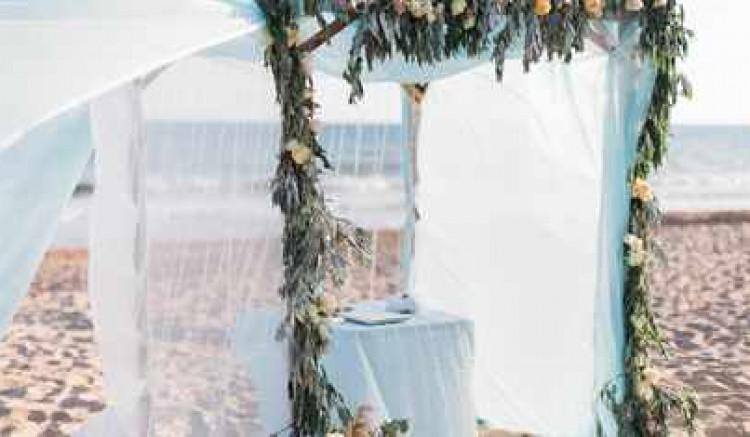 Как самой сделай арку на свадьбу 27