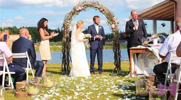 Как самой сделай арку на свадьбу 83