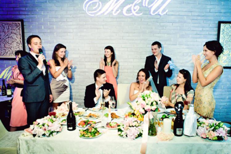 Проведение конкурсов на свадьбе