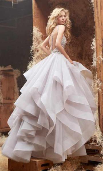 Свадебные платья на низкий рост