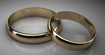 Классические обручальный кольца