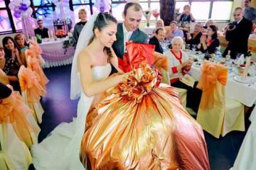 Поздравление друзей со свадьбой