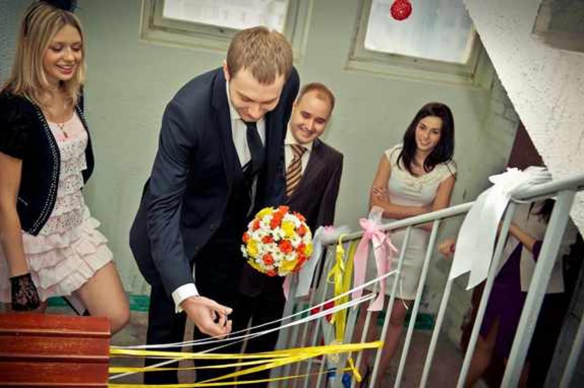Свадьба сценарий выкуп