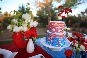 Рубиновая свадьба - 40 лет