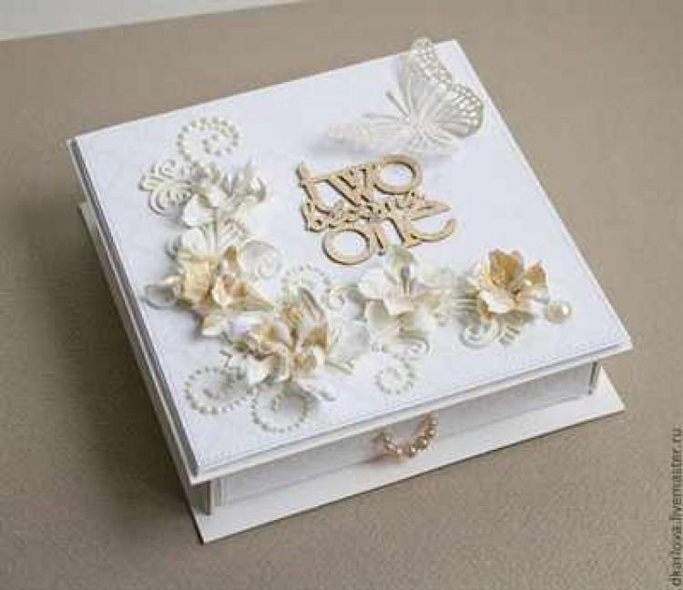 Подарок для молодоженов на свадьбу своими руками 401