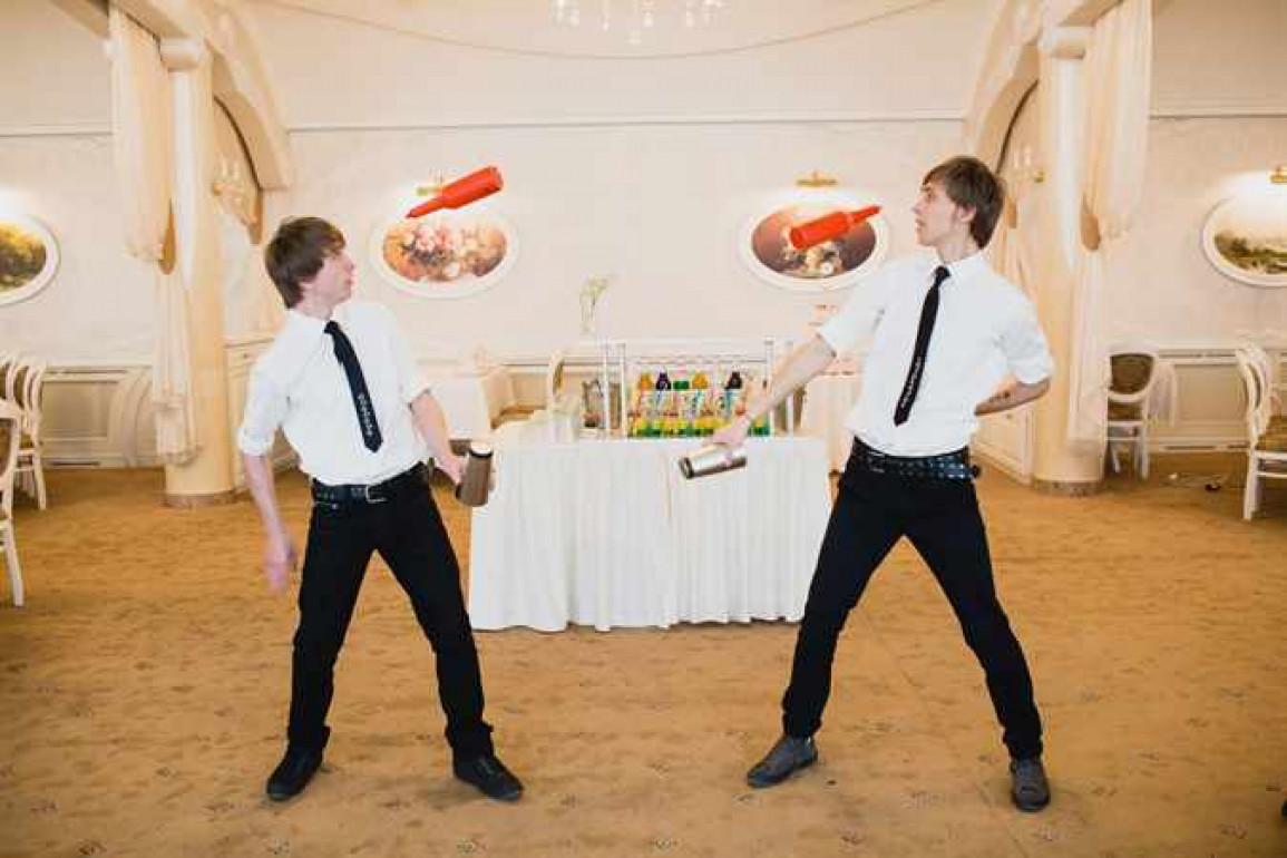 Конкурсы активные на свадьбу