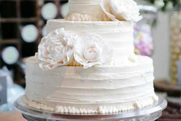 Свадебный торт своими руками рецепт с фото 39