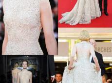 Платье из гипюра и его пошив фото