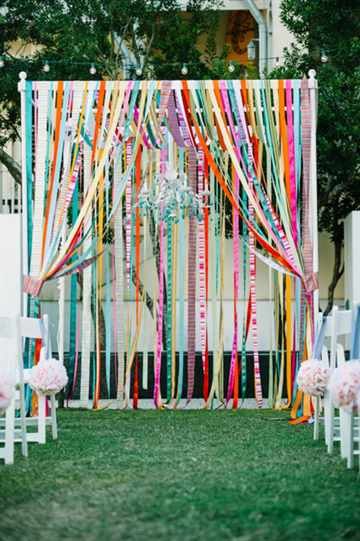 Как сделать арку для свадьбы своими руками 448