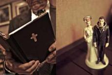 Священник и обручальные кольца