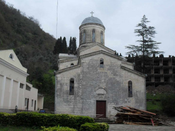 Храм Святого апостола Кананита