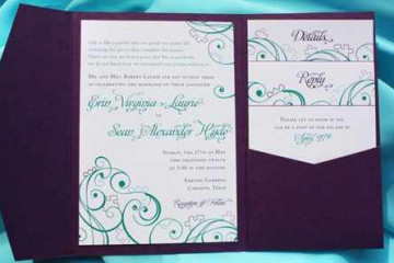 Как заполнять пригласительные на свадьбу