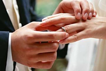 Обручальное кольцо куда одевается