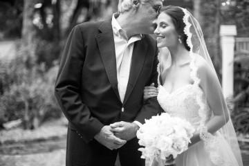 Танец на свадьбе папы и дочери
