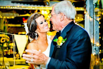 Танец отца и невесты